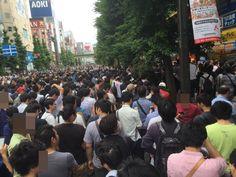 Festival del sexo en japón, suspendido por avalancha nipona