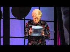 Hilarious comedy routine by a very funny elderly lady (stick around after the invocation to see it).