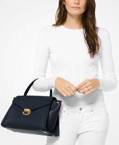 2e73717d72f2 Buy MICHAEL Michael Kors Mercer Leather Messenger Bag Online at johnlewis.com  #Handbagsmichaelkors | Handbags michael kors | Pinterest