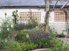 The Courtyard Garden designed by Helen Allison