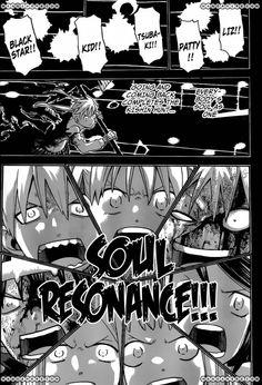Soul eater manga- i loved this part! It was eeeppiiiicc!!!! :D