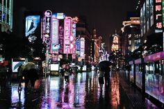 Shanghai today already looks like Blade Runner - Imgur