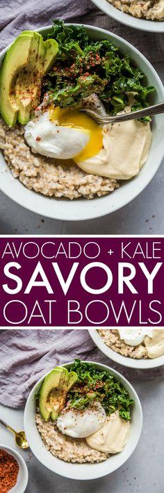 Avocado & Kale Savor