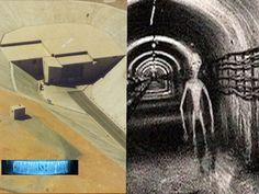 Alien BASE Secret Government PAWNING Your Genome to Aliens! Secret UFO A...