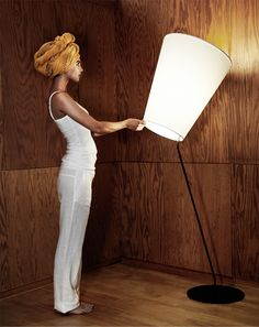 SOIHTU Floor lamp