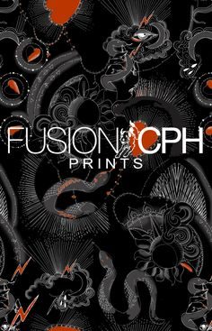 tattoo print-from Fusion CPH print design studio from Copenhagen. We design all kind of prints for fashion and interior textiles. See some of our unique prints at Instagram: fusioncph or at www.fusioncph.com Mixed Prints, Copenhagen, Print Design, Print Patterns, Textiles, Studio, Tattoos, Unique, Interior