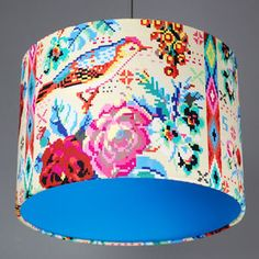 Amy Butler Hapi Celestial Lampshade