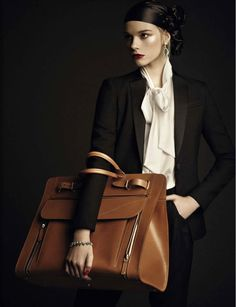 The Travel Bag | Adriano Russo #photography | Vogue Italia November 2012 ( Fontana Milano 1915 Promotion )