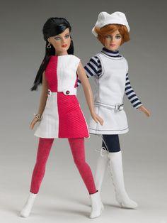 Tiny Kitty Collier -a go go -| Tonner Doll Company