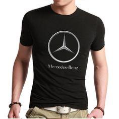 Mercedes-Benz Cotton T-Shirts and Tanks - 16 Options - M - XXXL