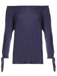 Amei. Quem gostou ?   Camiseta Feminina Kalila  Azul  COMPRE AQUI!  http://imaginariodamulher.com.br/look/?go=2eBg6O4
