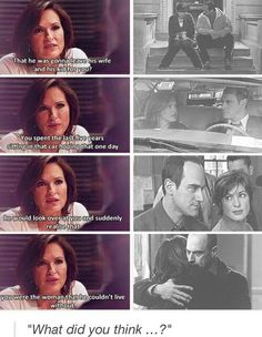 I think that Elliot should have left Katy bc Kathy is and asshole and a bitch Movies Showing, Movies And Tv Shows, Benson And Stabler, Mejores Series Tv, Elite Squad, Cop Show, Olivia Benson, Criminal Justice System, Mariska Hargitay