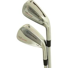 Taylormade Golf Clubs Tour Preferred Mc/Mb Combo 6-Pw Iron Set Stiff Steel Value