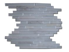 CARRERA MARBLE & GLASS STRIP TILE AG9038#. High Quality CARRERA MARBLE& GLASS STRIP POLISHED. CARRERA MARBLE & GLASS STRIP TILE (POLISHED). MARBLE OUTLET. ANTICA STONE. Available World-wide. · Very Durable.   eBay!
