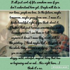 'This Is Us'  #lifeisapainting #beautifulspeeches #thoughtprovoking