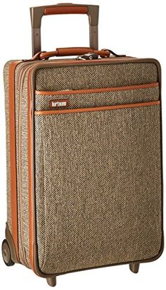 Carry-on Luggage Collections | Hartmann Tweed Collection Carry On Expandable Upright Natural Tweed One Size >>> You can find out more details at the link of the image.(It is Amazon affiliate link) #comments