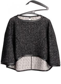 Element Grains Sweater . Carla Pontes . fashion design . scar-id.com