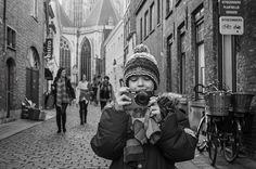 A little photographer.