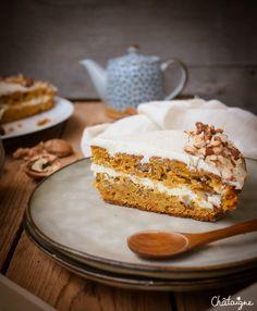 Carrot Cake, Vanilla Cake, Tiramisu, Camembert Cheese, Carrots, Ethnic Recipes, Desserts, Quiches, Food