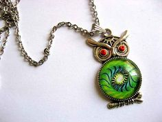 Gothic Lolita, Unic, Chokers, Pendant Necklace, Blog, Instagram, Jewelry, Fashion, Green