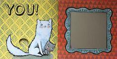 Jane Cabrera - Children's Books Peek-a-boo-You!, Templar publishing 2016.