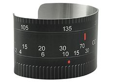 Camera Lens Geek Cuff - Aluminum Bracelet - Camera Lens Image - Photographer Gift - Neurons Not Included * Click image for more details.