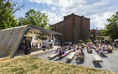 Gallery of Masonic Amphitheatre Project / design/buildLAB - 3 #amphitheater
