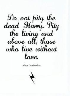 "I like this, even though as my daughter pointed out, it's missing a comma between ""dead"" and ""Harry"". Oh dear."