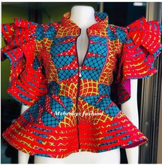 African Dresses For Kids, African Fashion Ankara, Latest African Fashion Dresses, African Dresses For Women, African Attire, African Print Dress Designs, African Print Clothing, African Design, African Prints