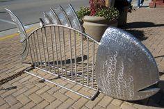 Fish rack. Click image to enlarge and visit the slowottawa.ca boards >> https://www.pinterest.com/slowottawa