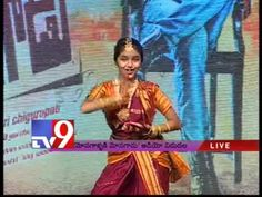 Devotional dance performance @Mosagallaku Mosagadu Audio release