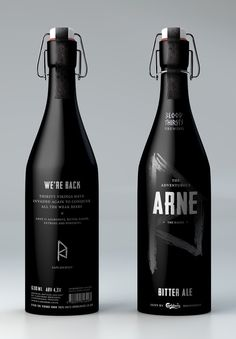 Blood Thirsty Brewing (Student Project) on Packaging of the World - Creative Package Design Gallery