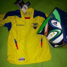 La piel de mi selección Ecuador, mundial Brasil 2014