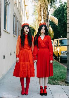 Seulgi and joy park soo young  Perfect velvet album by red velvet  Peekaboo