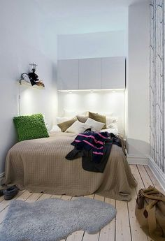 Narrow Bedroom Ideas 10 easy ways to decorate a small bedroom on a budget | small