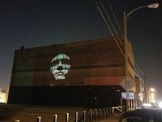 Memphis Brand Initiative : projection graphics by K Brandon Bell Brandon Bell, Memphis City, Design Development, Motion Graphics, Over The Years, Neon Signs, Digital, Creative