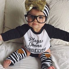 Newborn Baby Boys Girls Toddler Kids T-shirt Tops+ Leggings Outfit Clothes Sets Good Value Big Discount