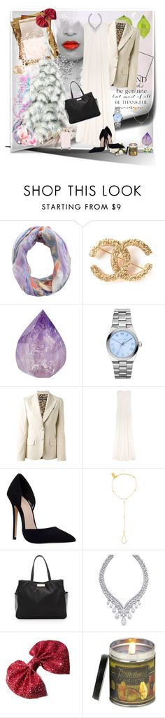 """""""Look for holidays"""" by wildnature ❤ liked on Polyvore featuring Pieces, Chanel, Mapleton Drive, Michael Kors, WALL, Kismet, Dolce&Gabbana, Alexander McQueen, Carvela and Arme De L'Amour"""