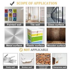 Clearance - Multifunctional Nano Double-Sided Gel Tape Washable Adhesive Reusable Anti-Slip Nano Gel Pads, Stick to Glass, Metal, Plastic, etc ft) - Luckinchic Organize Your Life, Organizing Your Home, 25 Life Hacks, Break Wall, Led Lighting Home, Couch Design, Diy Home Repair, Wall Tiles, Cool Things To Buy