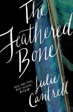 Julie Cantrell - The Feathered Bone / #awordfromJoJo #ChristianFiction