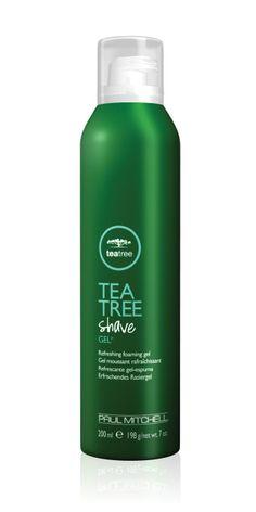 Tea Tree Shave Gel | Paul Mitchell