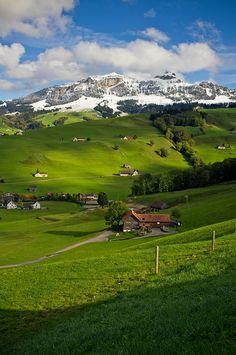 Schwende, Appenzell Innerrhoden, Switzerland