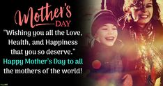 Mother's Day Wishes For Step Mother _ Mothers Day Messages For Stepmom - My Wishes Club Happy Easter Messages, Happy Mothers Day Messages, Happy Easter Wishes, Mother Day Message, Happy Mother Day Quotes, Mother Day Wishes, Biological Mother, Other Mothers, Step Kids