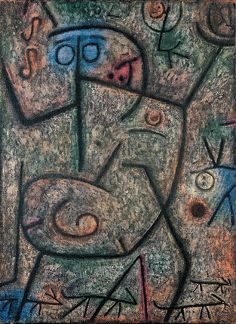 Paul Klee Oh! These Rumors!