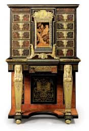 Boulle- Victorian
