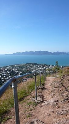 Castle Hill Lookout a must if you are in Townsville, Queensland Australia.  http://gilliancallcott.com/castle-hill/