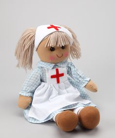 Nurse Doll, I wasn't a nurse for over 25 years not to post nurse dolls!!!!