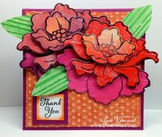 (th)INK Positive: Stampendous and Core'dinations Hop