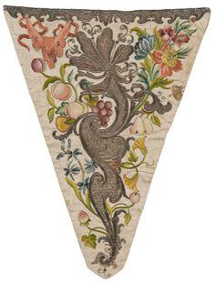 Les Arts Décoratifs - Site officiel - Diaporama - Pièce d'estomac, France, vers 1740