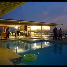 Stahl House in West Hollywood